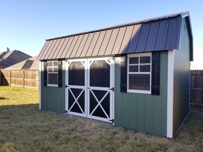 storage sheds, backyard sheds