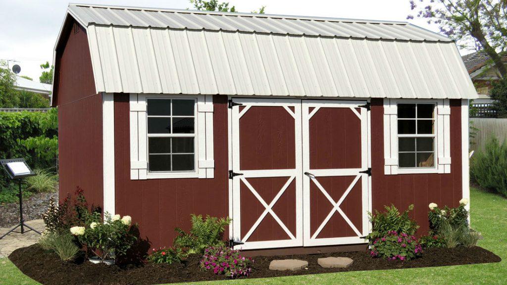 yard sheds texas