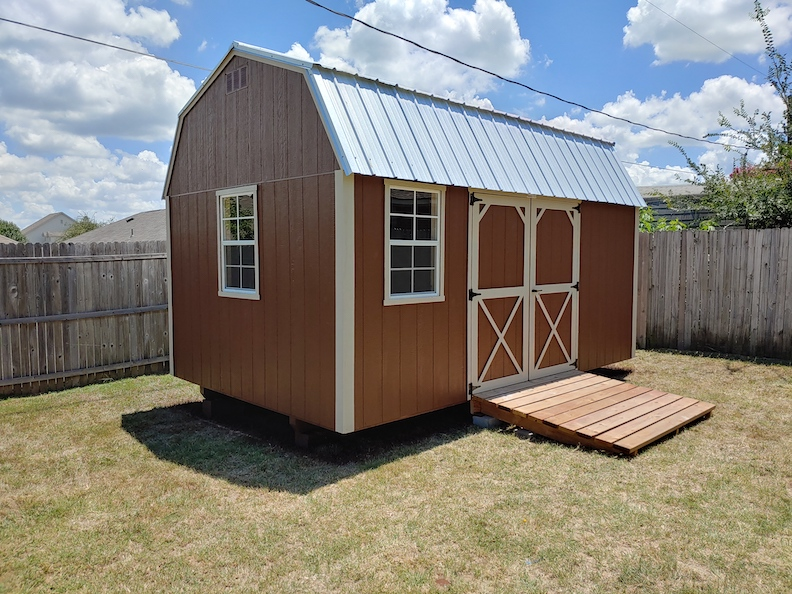 sheds for sale texas