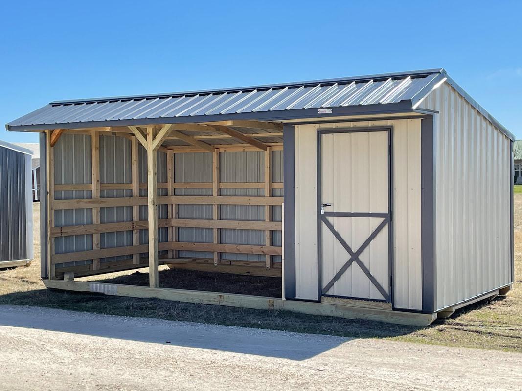 horse sheds Waco
