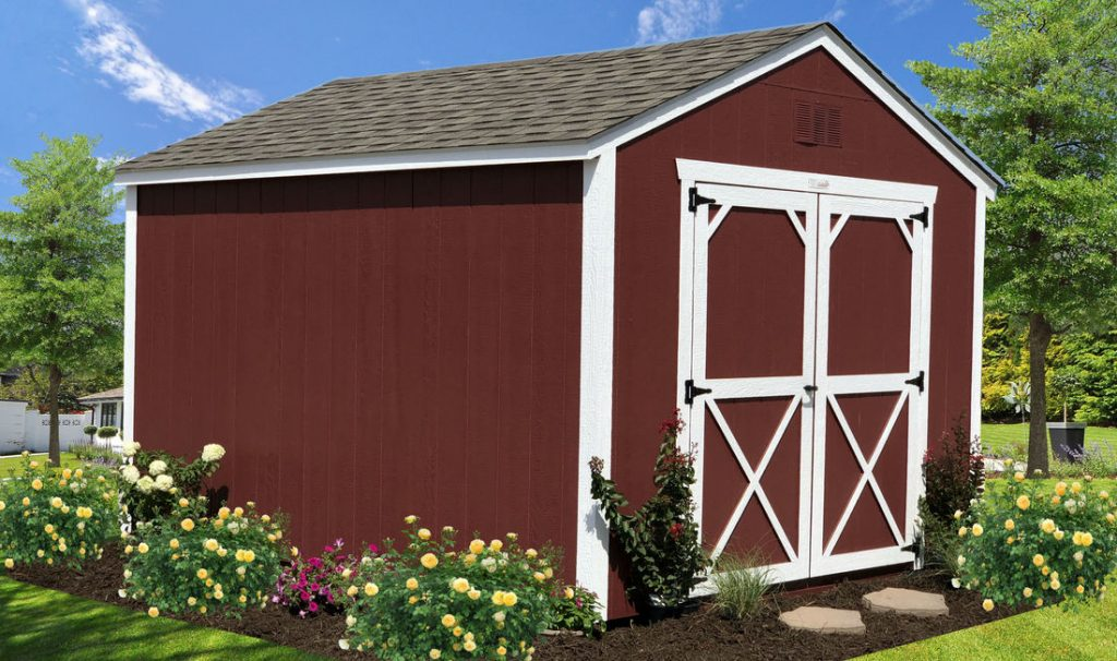 Portable Utility Shed DFW