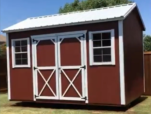 """PROJECT: """"On-Site Shed Build"""""""